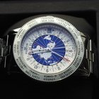 Fortis Aviatis B-47 Automatic World Timer GMT NEW FULL SET