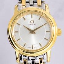 Omega De-Ville Prestige Lady Dresswatch Stahl / Gold Klassiker...