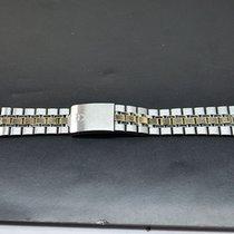 Tudor 18 kt Solid Gold & Steel Bracelet 20mm