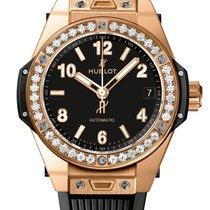 Hublot Big Bang One Click King Gold Diamonds 39mm