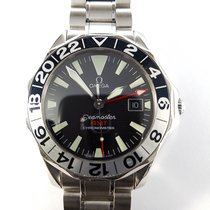 Omega Seamaster 300m 41mm GMT Automatic 50th Anniversary 2234.50