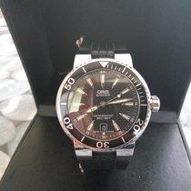 Oris Divers Date 7533P model 01 733 7533 8454