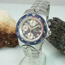 Sector Turnable Chronograph Automatic Sapphir Glas Edelstahl...
