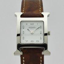 Hermès Heure H Medium Quartz Steel Lady HH1210