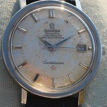 Omega Constellation Rarissimo Automatico Del 1966 In Acciaio