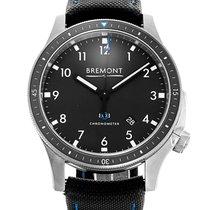Bremont Watch Boeing BB1-SS/BK