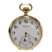 Vacheron Constantin Vintage Pocket Watch Gold 18kt 58mm