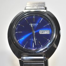 Seiko 7006-7169 Mint 17 Jewel 1970's Stainless Steel...