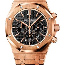 Audemars Piguet Royal Oak 41mm Chronograph Black Dial