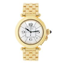 Cartier Pasha de Cartier 38mm 18K Yellow Gold Watch