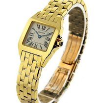 Cartier W25063X9 SANTOS DEMOISELLE - Small Size - Yellow Gold...