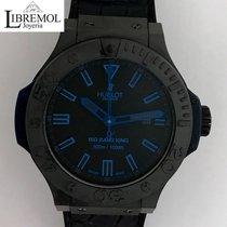 Hublot Big Bang King Power Black Ceramic All Black Blue