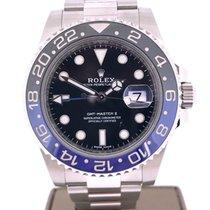 "Rolex GMT-Master II Ref.116710 BLNR ""Batman"""