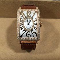 Franck Muller 952 Long Island 750 Rosegold with Diamonds EUR...