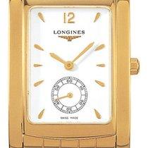 Longines DolceVita Caballeros Oro Amarillo L5.655.6.16.6