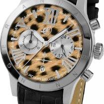 Jacques Lemans ANNA FENNINGER AF-103A Damenchronograph Design...