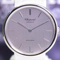 Chopard Automatik Dresswatch 18K White gold flat Klassiker...
