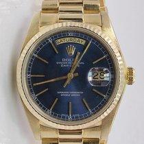 Rolex Men's 18K Solid Gold President Day-Date 18038