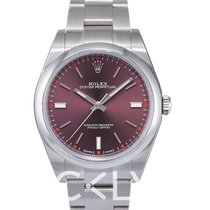 ロレックス (Rolex) Perpetual 39 Purple/Steel 39mm - 114300
