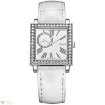 Piaget Altiplano Square-Shaped White gold Diamond Ladies Watch
