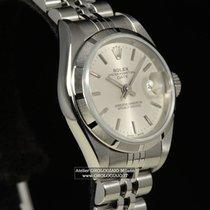 Rolex DATEJUST Lady 79190 Acciaio Bracciale Jubilèe Zaffiro