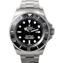 Rolex Sea-Dweller DEEPSEA Mens Automatic Watch 116660/98210