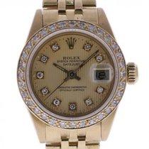 Rolex Datejust Automatic-self-wind Womens Watch 6917