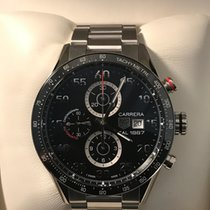 TAG Heuer Carrera Calibre 1887 Automatic 43mm Swiss Chronograph