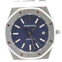Audemars Piguet Royal Oak 39mm blue dial