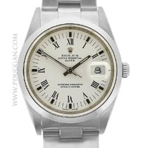 Rolex stainless steel Gent's Date