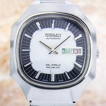 Tugaris Original Swiss Made Mens Automatic Beautiful Vintage...