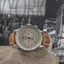 Breitling Navitimer GMT-48mm-As new 11/16 with balance of...