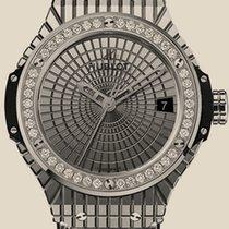 Hublot Big Bang Caviar Steel Diamonds
