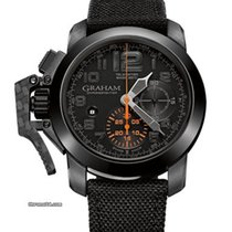 Graham CHRONOFIGHTER OVERSIZE BLACK FOREST - 100 % NEW