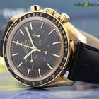 Omega Speedmaster Professional Moonwatch 42mm 18K Solid Gold...