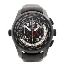 Girard Perregaux WW.TC Shadow Flyback Chronograph Black...