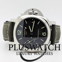 Panerai LUMINOR 1950 3 DAYS GMT 42MM PAM00535 PAM535  535