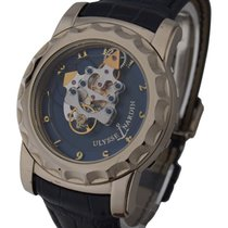 Ulysse Nardin 010-88 Freak - 1st Edtiion in White Gold -...