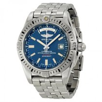 Breitling Men's A45320B9/C902/375A Galactic 44 Watch