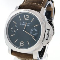 Panerai Luminor Marina PAM00590 8 Day Acciaio