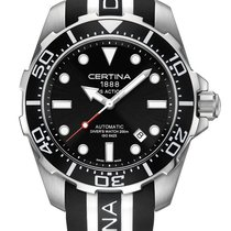 Certina DS Action Diver Farbe Schwarz