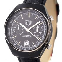 Heuer Vintage Carrera Chronograph Cal-12 PVD Coating Ref-...