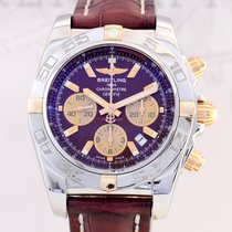 Breitling Chronomat 44mm B01 Manufaktur Stahl-/Roségold...