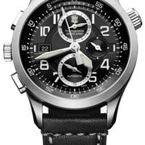 Victorinox Swiss Army Airboss Mach 8 Chronograph Steel Mens...