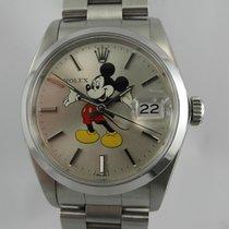 Rolex Precision Oyterdate Q.te topolino,Mickey Mouse Dial