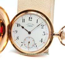 朗格 (A. Lange & Söhne) 18k Red Gold Hunting Pw