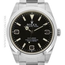 Rolex stainless steel Explorer