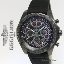 Breitling Bentley B06 GT3 Continental Black Steel Mens Watch...