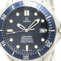 Omega Polished Omega Seamaster Professional 300m Automatic...