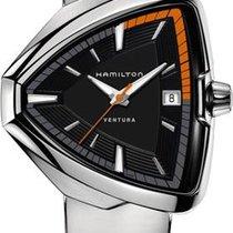 Hamilton Ventura Elvis H24551131 Elegante Herrenuhr Design...